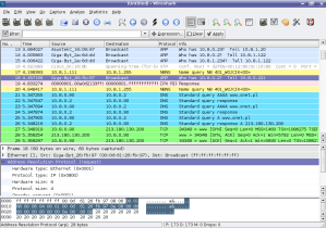 Wireshark 1.0.0