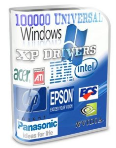 150,000 Universal Windows Drivers 2009 15萬個驅動程式